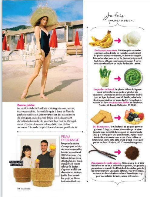 article avantage magazine